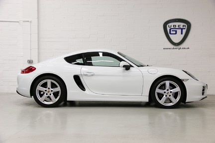Porsche Cayman 24v, One Owner, Just Serviced with a Great Spec 1