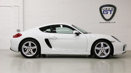 Porsche Cayman 24v, One Owner, Just Serviced with a Great Spec Video