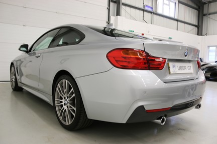 BMW 4 Series 435i M Sport with Very Low Mileage and Only One Owner 3