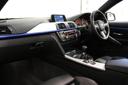 BMW 4 Series 435i M Sport with Very Low Mileage and Only One Owner 4