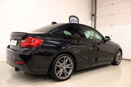 BMW 2 Series M240i Coupe with Adaptive Suspension, Pro Nav, Harman Kardon and More 5