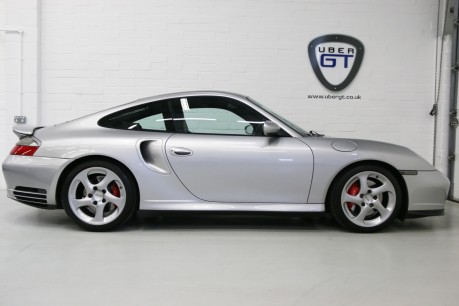 Porsche 911 996 Turbo - Now Sold Similar Required