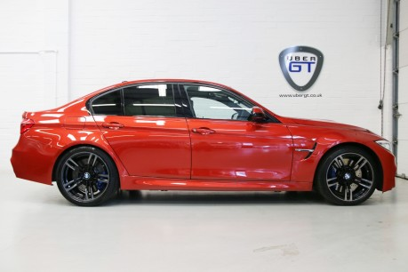 BMW M3 with a Huge Specification and BMW Service Pack