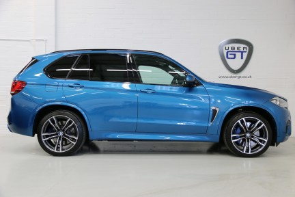 BMW X5 M Twin Turbo with a Great Spec 1