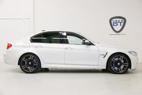 BMW M3 DCT with the Ultimate Spec and Service Pack
