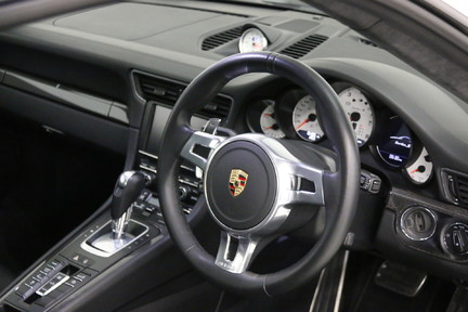 Porsche 911 Turbo S PDK with a Huge Specification and FPSH 4