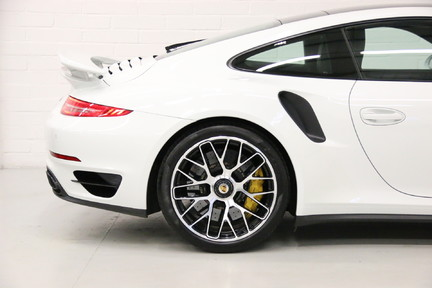 Porsche 911 Turbo S PDK with a Huge Specification and FPSH 13