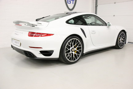 Porsche 911 Turbo S PDK with a Huge Specification and FPSH 8