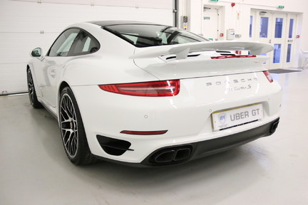 Porsche 911 Turbo S PDK with a Huge Specification and FPSH 3
