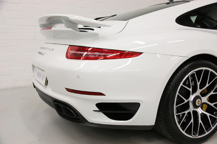 Porsche 911 Turbo S PDK with a Huge Specification and FPSH 17