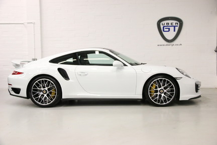 Porsche 911 Turbo S PDK with a Huge Specification and FPSH 1