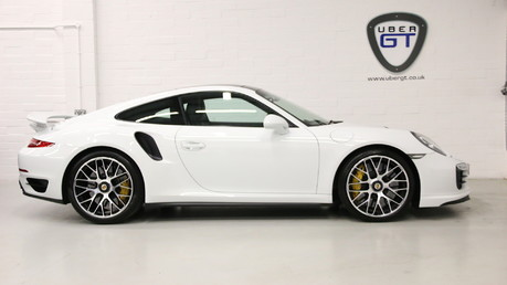 Porsche 911 Turbo S PDK with a Huge Specification and FPSH Video