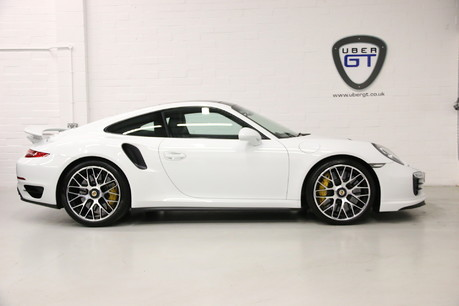 Porsche 911 Turbo S PDK with a Huge Specification and FPSH