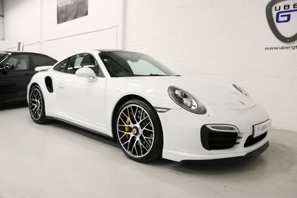 Porsche 911 Turbo S PDK with a Huge Specification and FPSH 2