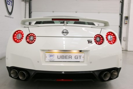 Nissan GT-R Now Sold Similar Required Service History
