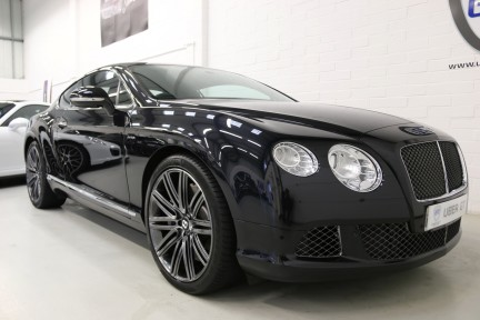 Bentley Continental GT Speed, FBSH and Just Serviced 2