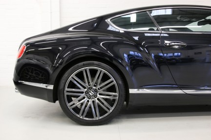 Bentley Continental GT Speed, FBSH and Just Serviced 14