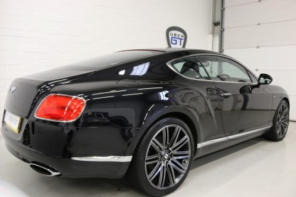 Bentley Continental GT Speed, FBSH and Just Serviced 5