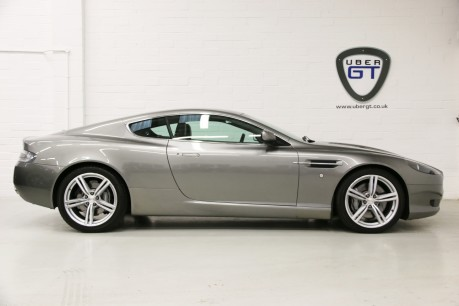 Aston Martin DB9 Rare, Low Mileage Manual V12 with An Amazing Service History