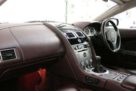 Used Aston Martin DB Rare Low Mileage Manual V With An Amazing - Aston martin db9 manual transmission