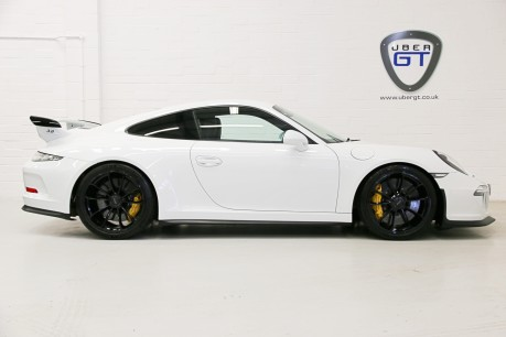 Porsche 911 GT3 with a Huge Specification