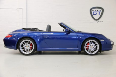 Porsche 911 997.2 Carrera 2S Cabriolet with a Great Spec and Manual Gearbox