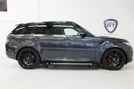 Land Rover Range Rover Sport Ultimate Specification SDV8 Autobiography Dynamic