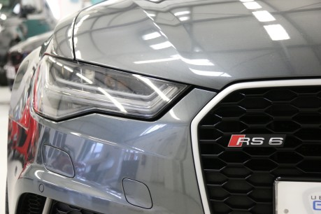 Audi RS6 Now Sold Similar Required Specification
