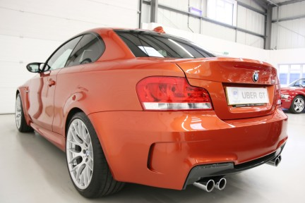 BMW 1 Series 1M Coupe with FBMWSH 3