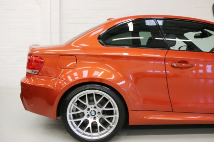 BMW 1 Series 1M Coupe with FBMWSH 11