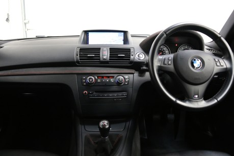 BMW 1 Series 1M Coupe with FBMWSH Specification