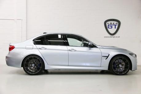 BMW M3 Competition Package with Huge Spec and Full PPF