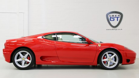 Ferrari 360M F1 Coupe - Collector Quality, One HRH Owner and Ferrari Service History Video