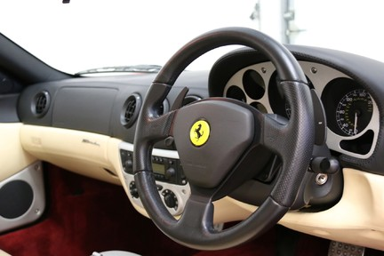 Ferrari 360M F1 Coupe - Collector Quality, One HRH Owner and Ferrari Service History 6