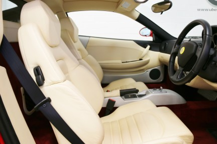 Ferrari 360M F1 Coupe - Collector Quality, One HRH Owner and Ferrari Service History 13