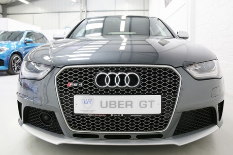 Audi RS4 Now Sold Similar Required Specification