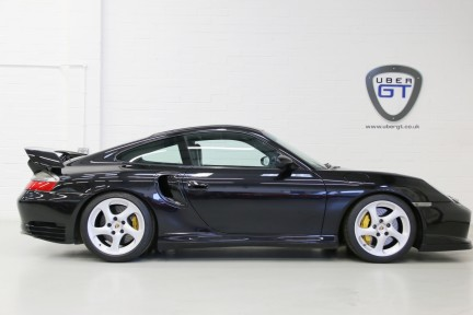 Porsche 911 996 GT2 - A Cherished Porsche with a Great History 1