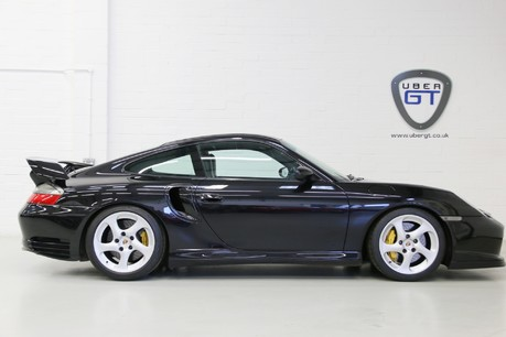 Porsche 911 996 GT2 - A Cherished Porsche with a Great History