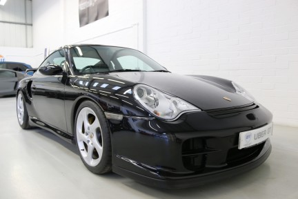 Porsche 911 996 GT2 - A Cherished Porsche with a Great History 2