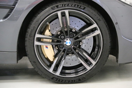 BMW M3 DCT with the Perfect Spec inc Ceramic Brakes 6