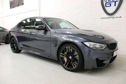 BMW M3 DCT with the Perfect Spec inc Ceramic Brakes 2