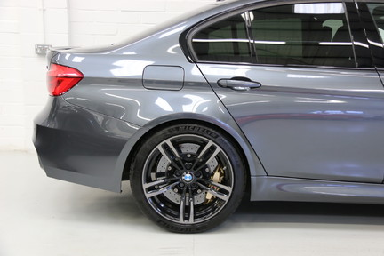 BMW M3 DCT with the Perfect Spec inc Ceramic Brakes 9