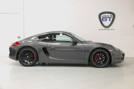 Porsche Cayman Now Sold Similar Required