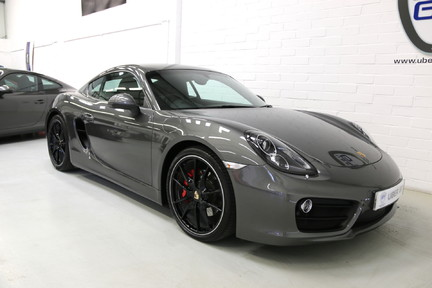 Porsche Cayman Now Sold Similar Required 2