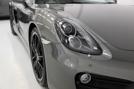 Porsche Cayman Now Sold Similar Required 5