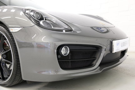 Porsche Cayman Now Sold Similar Required 15