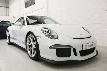 Porsche 911 GT3 with a Great Spec and Porsche Warranty until July 2020. 2