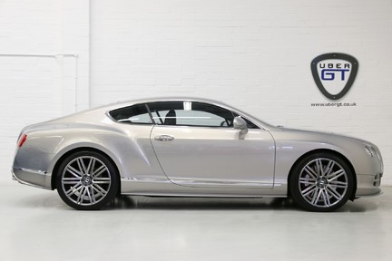 Bentley Continental GT Speed with an Ultimate Specification 1