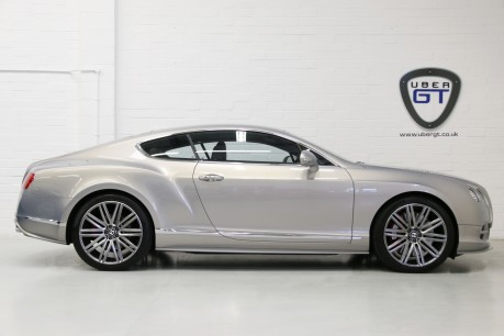Bentley Continental GT Speed with an Ultimate Specification Video