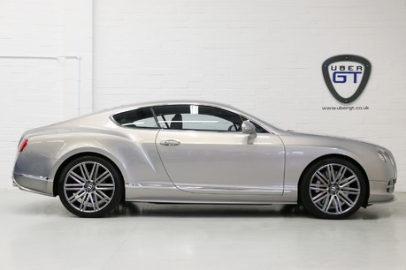 Bentley Continental GT Speed with an Ultimate Specification